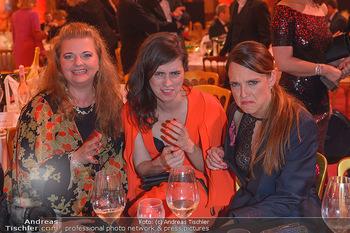 Romy Gala - Party - Hofburg Wien - Sa 13.04.2019 - Ulrike BEIMPOLD, Nora TSCHIRNER, Carolin KEBEKUS51