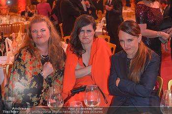 Romy Gala - Party - Hofburg Wien - Sa 13.04.2019 - Ulrike BEIMPOLD, Nora TSCHIRNER, Carolin KEBEKUS53