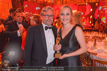 Romy Gala - Party - Hofburg Wien - Sa 13.04.2019 - Alexander WRABETZ, Alina ZELLHOFER57