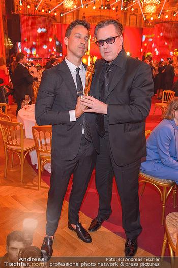 Romy Gala - Party - Hofburg Wien - Sa 13.04.2019 - Florian David FITZ, Nicholas OFCZAREK59