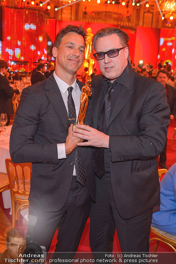 Romy Gala - Party - Hofburg Wien - Sa 13.04.2019 - Florian David FITZ, Nicholas OFCZAREK60