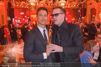 Romy Gala - Party - Hofburg Wien - Sa 13.04.2019 - Florian David FITZ, Nicholas OFCZAREK61