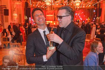 Romy Gala - Party - Hofburg Wien - Sa 13.04.2019 - Florian David FITZ, Nicholas OFCZAREK62