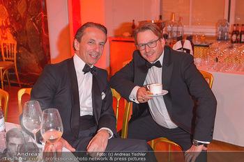 Romy Gala - Party - Hofburg Wien - Sa 13.04.2019 - Christian RAINER, Serge FALCK64