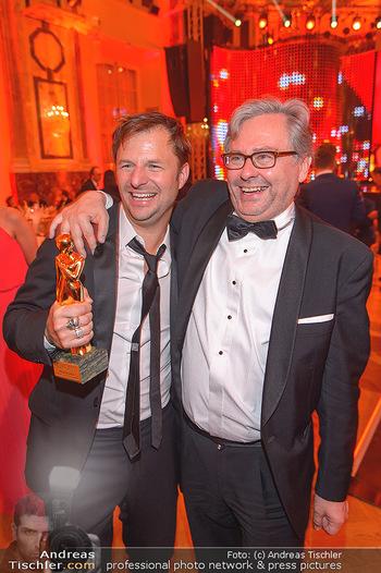 Romy Gala - Party - Hofburg Wien - Sa 13.04.2019 - Florian David FITZ, Alexander WRABETZ65