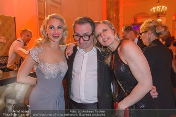 Romy Gala - Party - Hofburg Wien - Sa 13.04.2019 - Nina PROLL, Robert PALFRADER, Silvia SCHNEIDER72