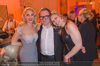 Romy Gala - Party - Hofburg Wien - Sa 13.04.2019 - Nina PROLL, Robert PALFRADER, Silvia SCHNEIDER74