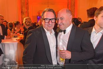 Romy Gala - Party - Hofburg Wien - Sa 13.04.2019 - Robert PALFRADER, Rudi ROUBINEK (Kaiser und Seyffenstein)78