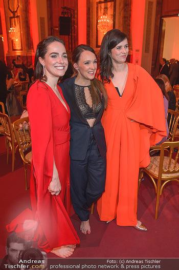 Romy Gala - Party - Hofburg Wien - Sa 13.04.2019 - Verena ALTENBERGER, Nora TSCHIRNER, Carolin KEBEKUS85