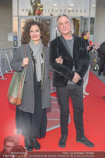 Kinopremiere ´Der Fall Collini´ - Urania Kino Wien - Mo 15.04.2019 - Proschat MADANI, Harald SICHERITZ16