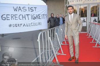 Kinopremiere ´Der Fall Collini´ - Urania Kino Wien - Mo 15.04.2019 - Elyas M´BAREK23