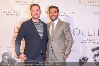 Kinopremiere ´Der Fall Collini´ - Urania Kino Wien - Mo 15.04.2019 - Elyas M´BAREK, Marco KREUZPAINTNER36