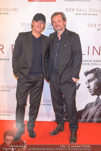 Kinopremiere ´Der Fall Collini´ - Urania Kino Wien - Mo 15.04.2019 - Marcel HARTGES, Christoph MÜLLER42