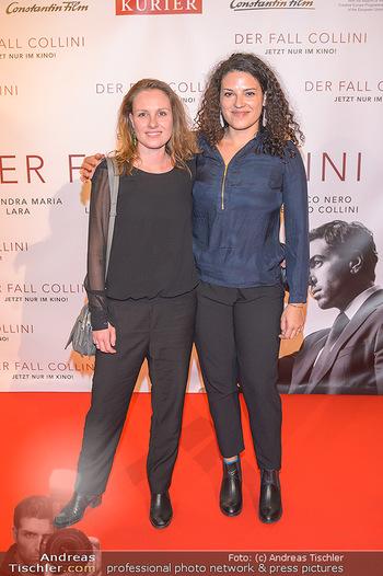 Kinopremiere ´Der Fall Collini´ - Urania Kino Wien - Mo 15.04.2019 - Claudia KOTTAL, Anna CRAMER43