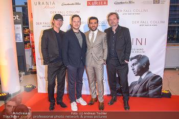 Kinopremiere ´Der Fall Collini´ - Urania Kino Wien - Mo 15.04.2019 - Elyas M´BAREK, Marco KREUZPAINTNER, Marcel HARTGES, Christoph M44