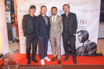 Kinopremiere ´Der Fall Collini´ - Urania Kino Wien - Mo 15.04.2019 - Elyas M´BAREK, Marco KREUZPAINTNER, Marcel HARTGES, Christoph M45