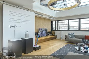 Dyson Produktpräsentation - Penthouse Hoher Markt 12 Wien - Mi 24.04.2019 - 33