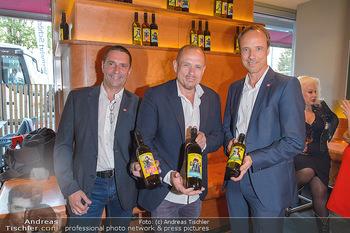 Lifeball Wein 2019 - Wein & Co - Mi 24.04.2019 - Wolfgang FRÜHBAUER, Gery KESZLER, Karsten KAMRATH1