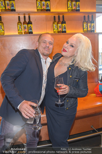 Lifeball Wein 2019 - Wein & Co - Mi 24.04.2019 - Gery KESZLER, Diane BRILL3