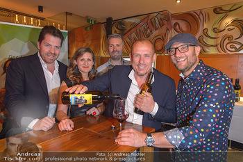 Lifeball Wein 2019 - Wein & Co - Mi 24.04.2019 - Daniel SERAFIN, Pia STREHN, Gery KESZLER, Hewarth WOLFGANG, Hors31