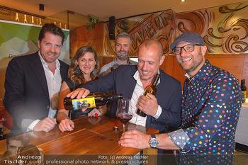 Lifeball Wein 2019 - Wein & Co - Mi 24.04.2019 - Daniel SERAFIN, Pia STREHN, Gery KESZLER, Hewarth WOLFGANG, Hors32