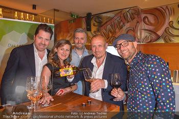 Lifeball Wein 2019 - Wein & Co - Mi 24.04.2019 - Daniel SERAFIN, Pia STREHN, Gery KESZLER, Hewarth WOLFGANG, Hors34