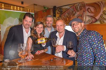 Lifeball Wein 2019 - Wein & Co - Mi 24.04.2019 - Daniel SERAFIN, Pia STREHN, Gery KESZLER, Hewarth WOLFGANG, Hors35
