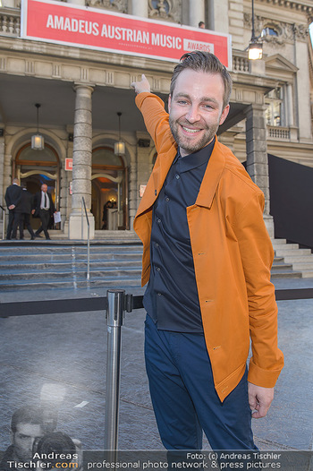 Amadeus Austria Music Awards 2019 - Volkstheater Wien - Do 25.04.2019 - JOSH7