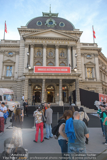 Amadeus Austria Music Awards 2019 - Volkstheater Wien - Do 25.04.2019 - 8