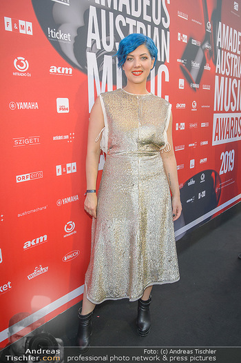 Amadeus Austria Music Awards 2019 - Volkstheater Wien - Do 25.04.2019 - PAENDA22