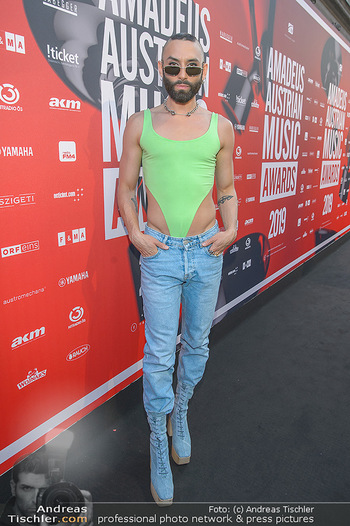 Amadeus Austria Music Awards 2019 - Volkstheater Wien - Do 25.04.2019 - Conchita WURST34