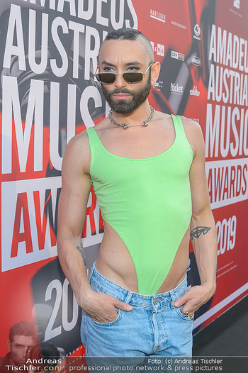 Amadeus Austria Music Awards 2019 - Volkstheater Wien - Do 25.04.2019 - Conchita WURST35