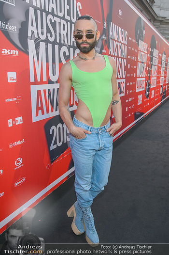Amadeus Austria Music Awards 2019 - Volkstheater Wien - Do 25.04.2019 - Conchita WURST36
