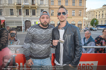 Amadeus Austria Music Awards 2019 - Volkstheater Wien - Do 25.04.2019 - Christopher SEILER, Bernhard SPEER62