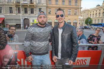 Amadeus Austria Music Awards 2019 - Volkstheater Wien - Do 25.04.2019 - Christopher SEILER, Bernhard SPEER63