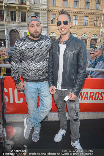Amadeus Austria Music Awards 2019 - Volkstheater Wien - Do 25.04.2019 - Christopher SEILER, Bernhard SPEER64