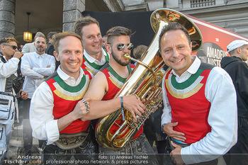Amadeus Austria Music Awards 2019 - Volkstheater Wien - Do 25.04.2019 - Die JUNGEN ZILLERTALER (Juzis)77