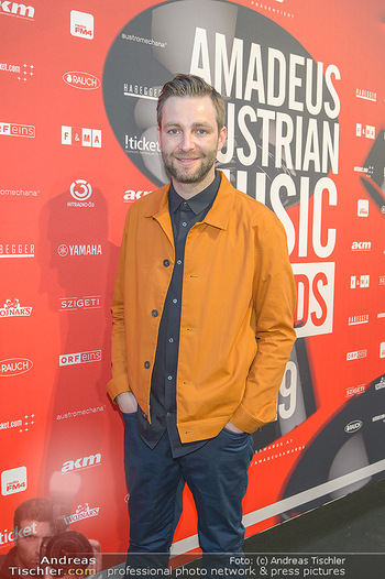 Amadeus Austria Music Awards 2019 - Volkstheater Wien - Do 25.04.2019 - JOSH98