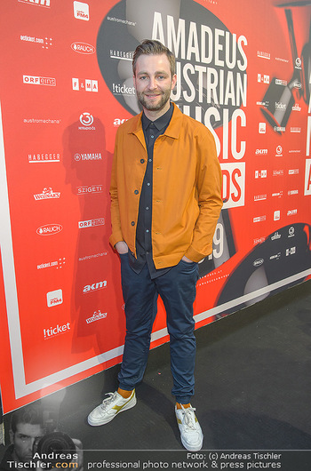 Amadeus Austria Music Awards 2019 - Volkstheater Wien - Do 25.04.2019 - JOSH99