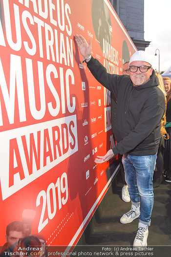 Amadeus Austria Music Awards 2019 - Volkstheater Wien - Do 25.04.2019 - DJ ÖTZI Gery FRIEDLE109