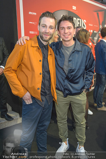 Amadeus Austria Music Awards 2019 - Volkstheater Wien - Do 25.04.2019 - JOSH, Julian LE PLAY111