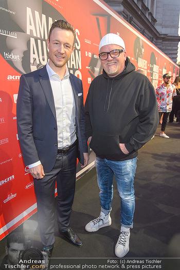Amadeus Austria Music Awards 2019 - Volkstheater Wien - Do 25.04.2019 - Gernot BLÜMEL, DJ ÖTZI Gery FRIEDLE113