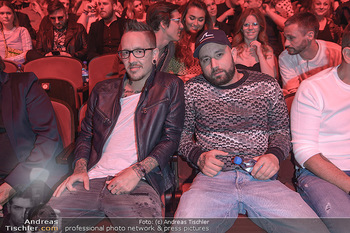 Amadeus Austria Music Awards 2019 - Volkstheater Wien - Do 25.04.2019 - Christopher SEILER, Bernhard SPEER120