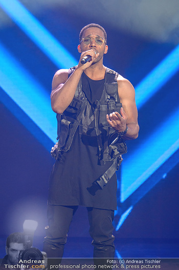 Amadeus Austria Music Awards 2019 - Volkstheater Wien - Do 25.04.2019 - Cesar SAMPSON (Bühnenfoto)130