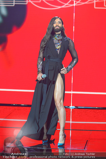 Amadeus Austria Music Awards 2019 - Volkstheater Wien - Do 25.04.2019 - Conchita WURST (Bühnenfoto)139