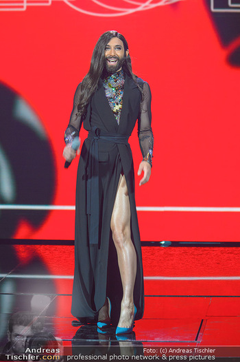 Amadeus Austria Music Awards 2019 - Volkstheater Wien - Do 25.04.2019 - Conchita WURST (Bühnenfoto)140