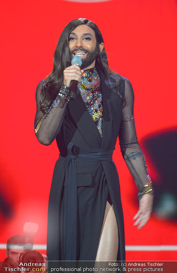 Amadeus Austria Music Awards 2019 - Volkstheater Wien - Do 25.04.2019 - Conchita WURST (Bühnenfoto)141