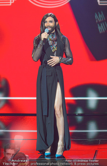 Amadeus Austria Music Awards 2019 - Volkstheater Wien - Do 25.04.2019 - Conchita WURST (Bühnenfoto)142