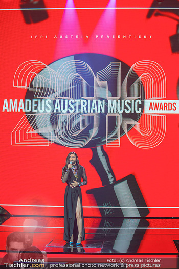 Amadeus Austria Music Awards 2019 - Volkstheater Wien - Do 25.04.2019 - 143