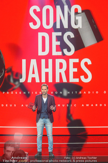 Amadeus Austria Music Awards 2019 - Volkstheater Wien - Do 25.04.2019 - Bennie HÖRTNAGL (Bühnenfoto)145